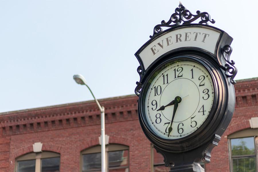 Everett Massachusetts