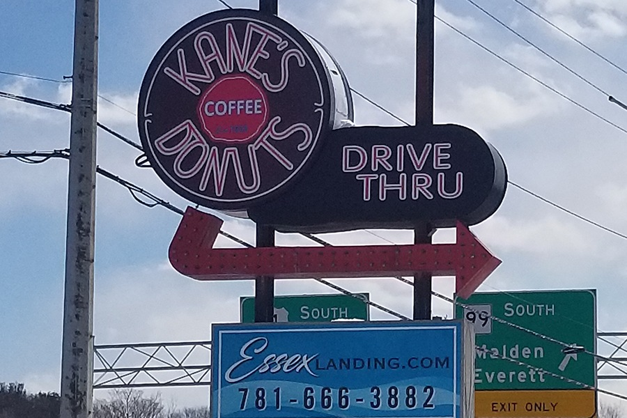 Kane's is now open on Rt. 1 North