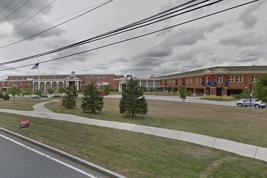 Natick public high school