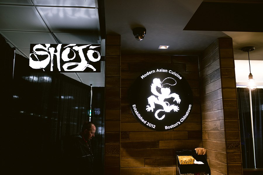 Shōjō is now open at Logan Airport
