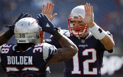 tom brady brandon bolden