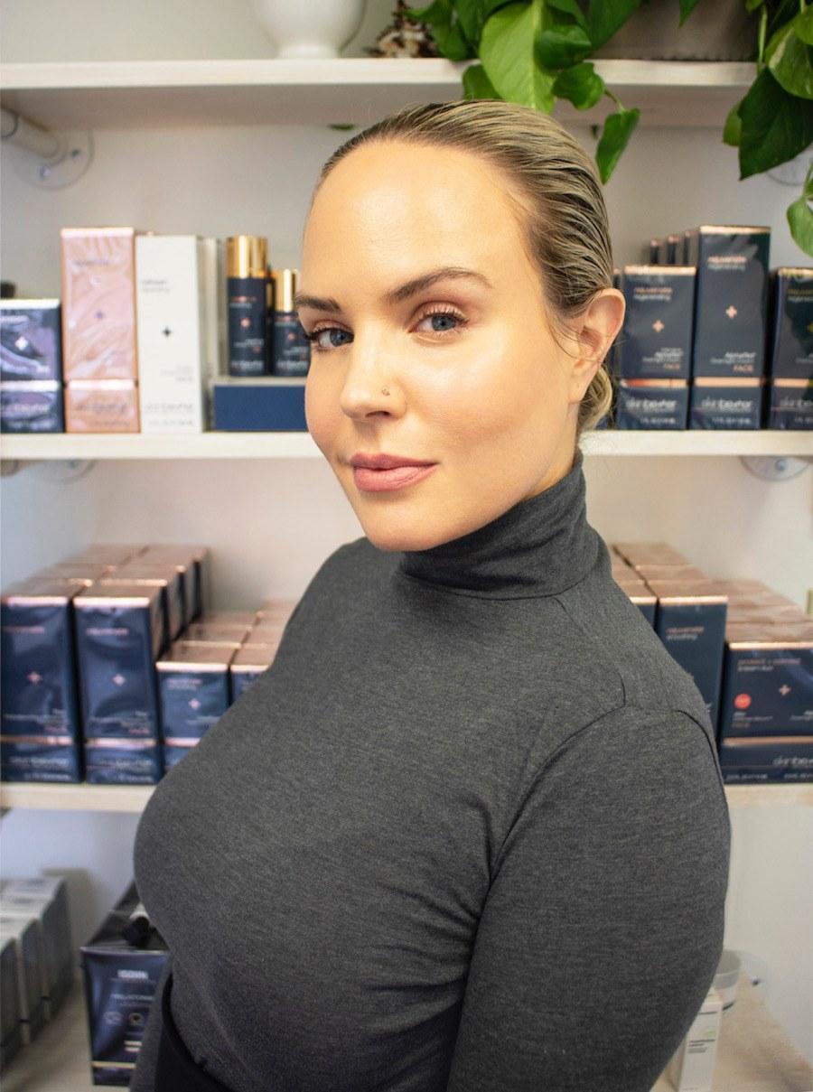 alexis robertson skincare