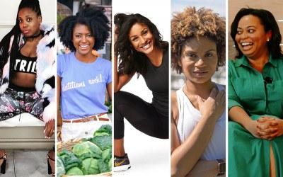 Boston fitness black women