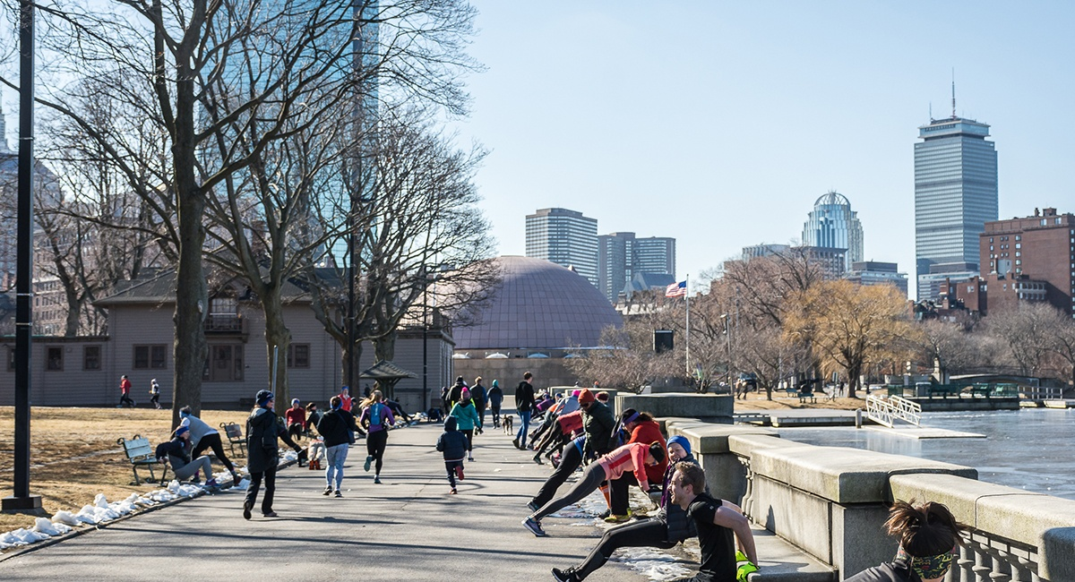 Head to the Esplanade for a Multi-Faceted Free Fitness Event on March 31