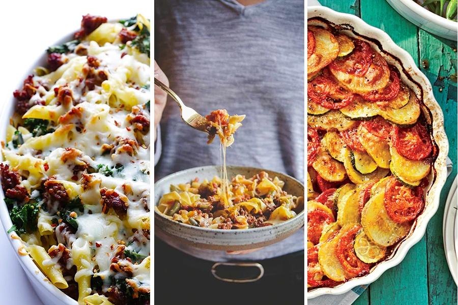 healthy casserole recipes