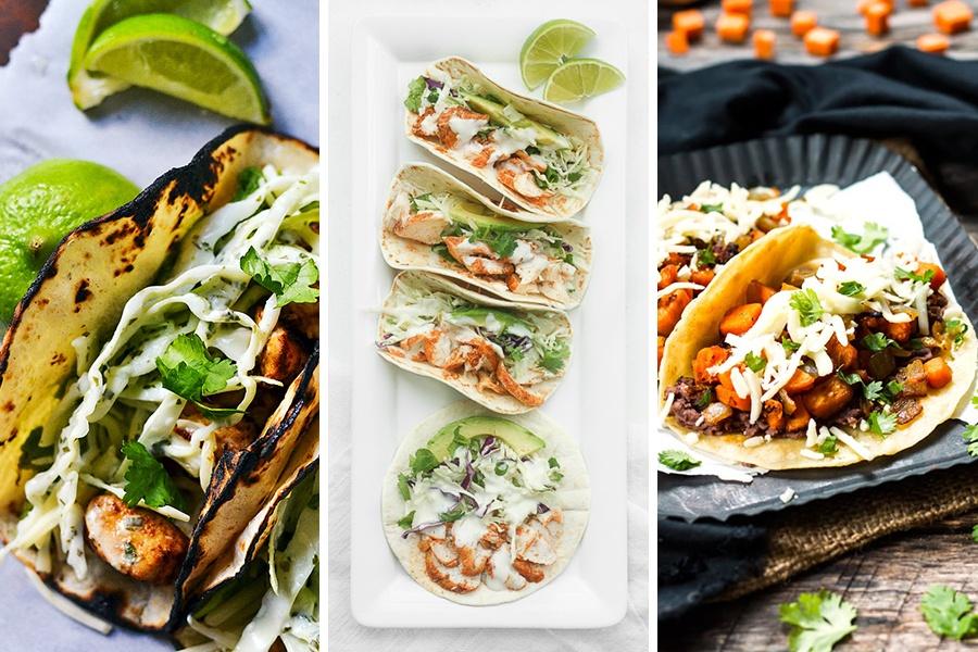 healthy taco recipes