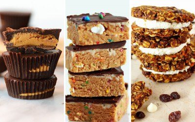 high protein dessert recipes