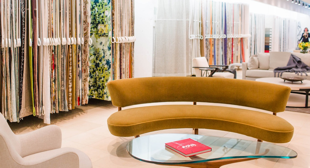 Holly Hunt Just Opened A Showroom At, Design Center Furniture