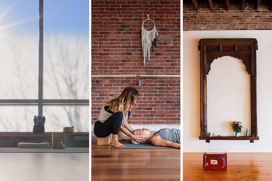 yoga studios boston