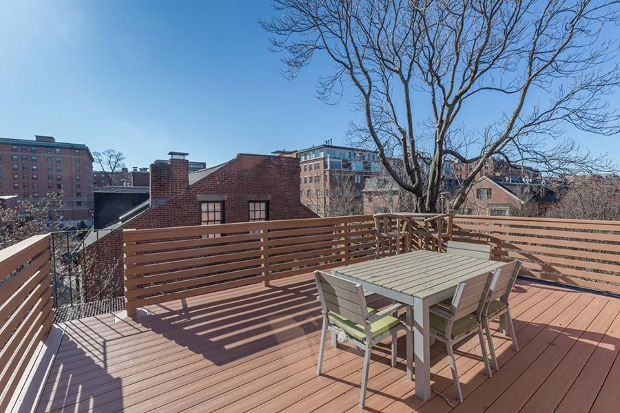 south end roof deck