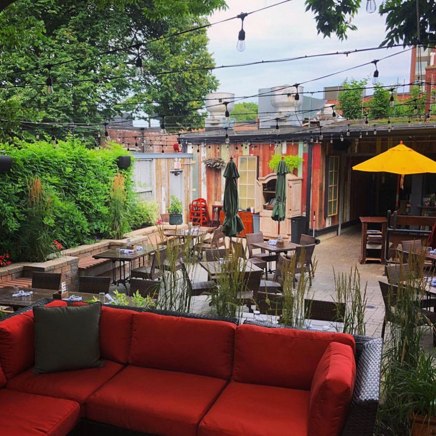 Boston's Best Outdoor Dining - 52 Top Patios, Decks & More