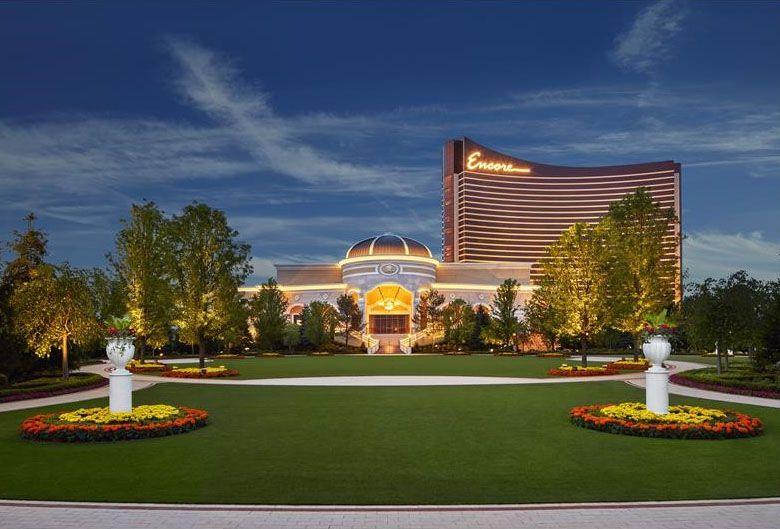 The South Lawn of Encore Boston Harbor, Everett's new resort casino