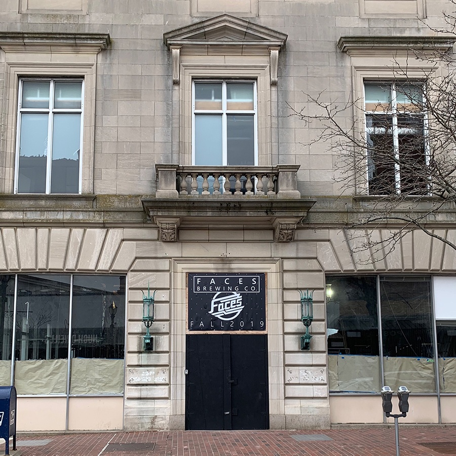 Faces Brewing Co. is coming to Medford in 2019