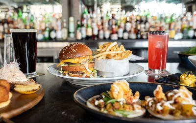 Burger and more new bar menu items at ICOB in Kenmore Square