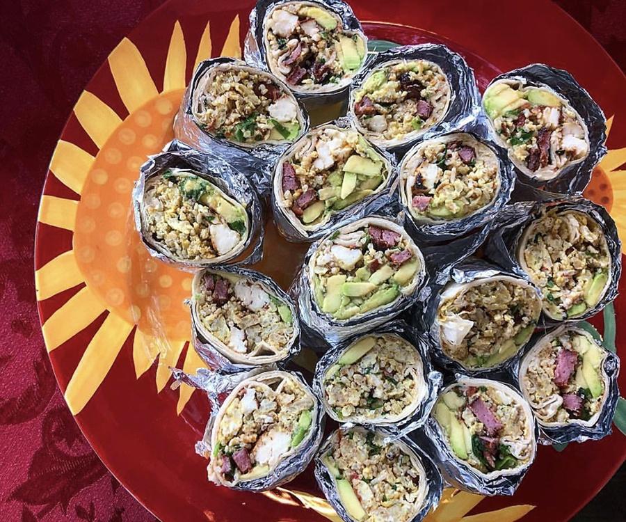 Chef Michael Scelfo's Mision Burrito