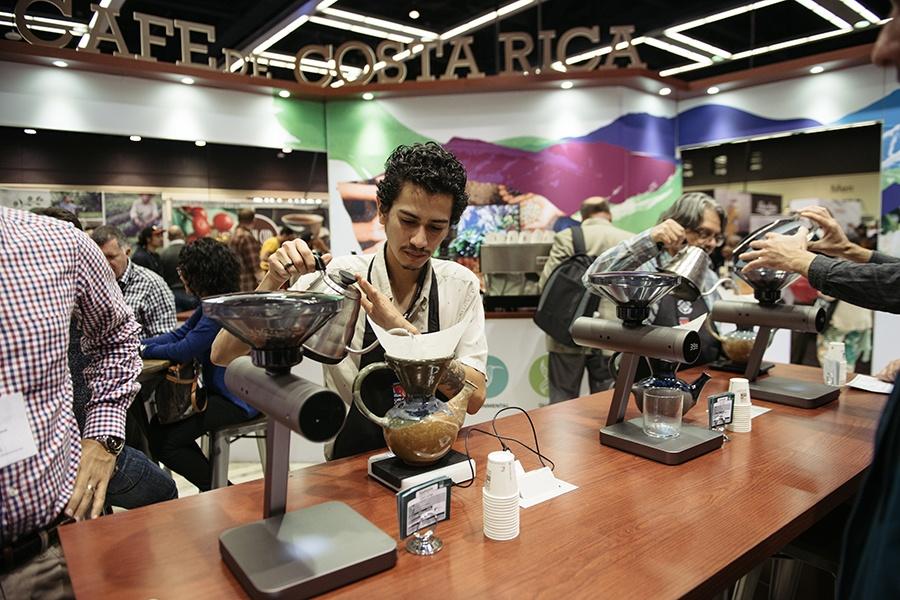 Specialty Coffee Expo Boston