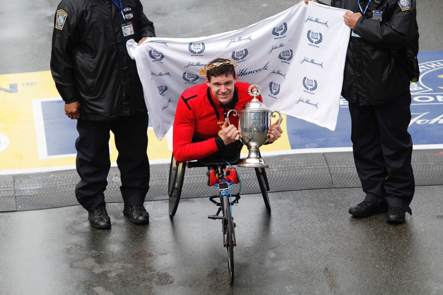 boston marathon winner romanchuk