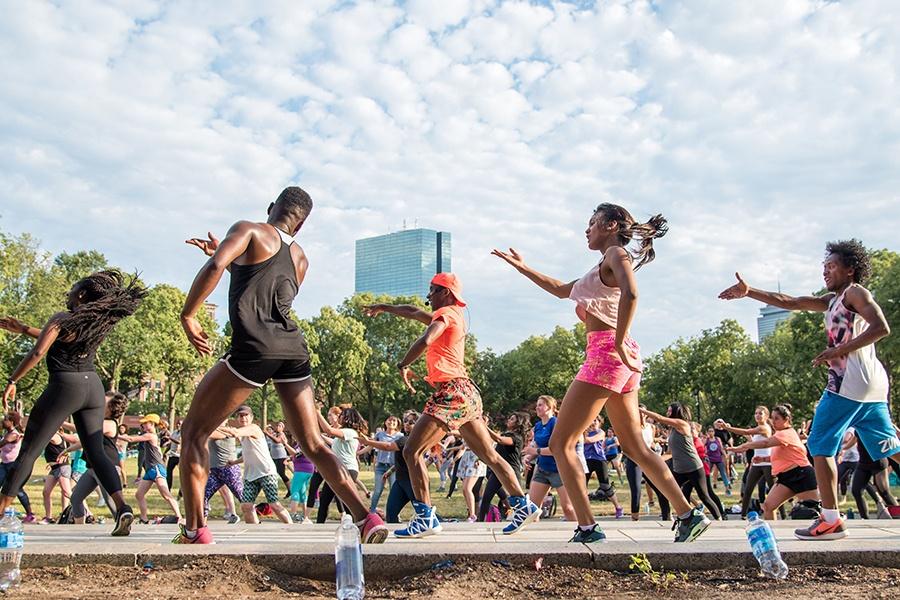 healthworks free summer fitness