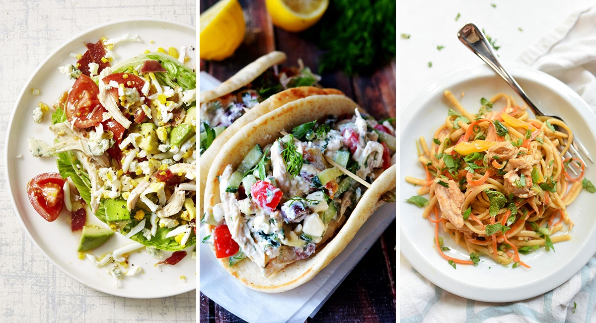 10 Healthy Rotisserie Chicken Recipes for an Easy Weeknight