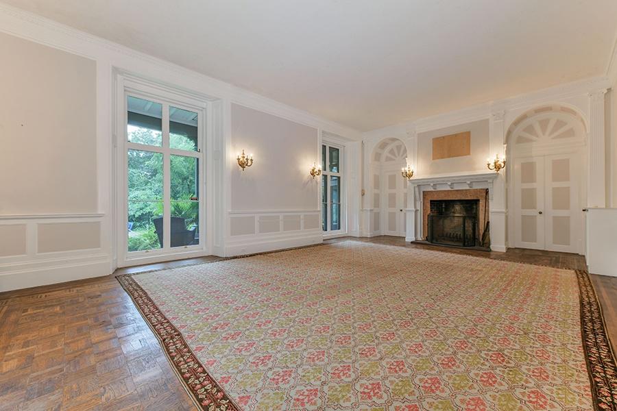 living room jamaica plain