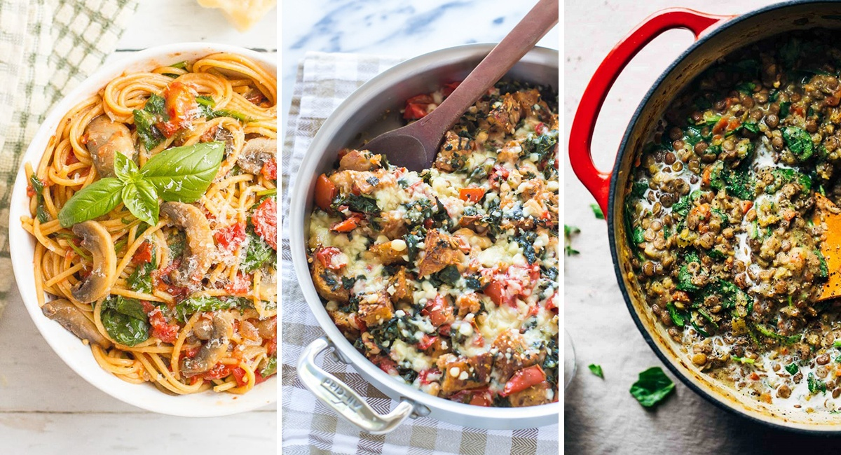 10 Healthy One Pot Vegetarian Meals That Are High in Protein