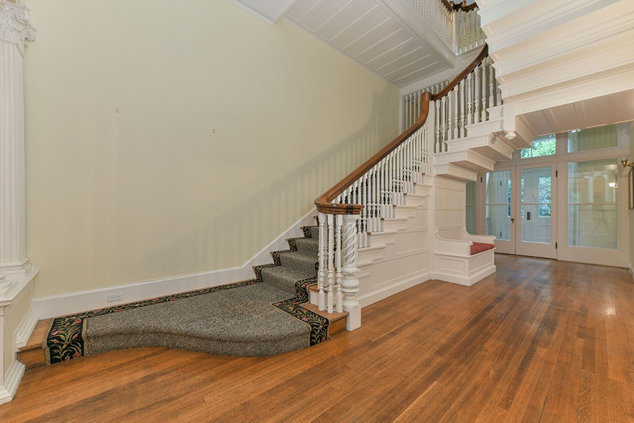 staircase jamaica plain