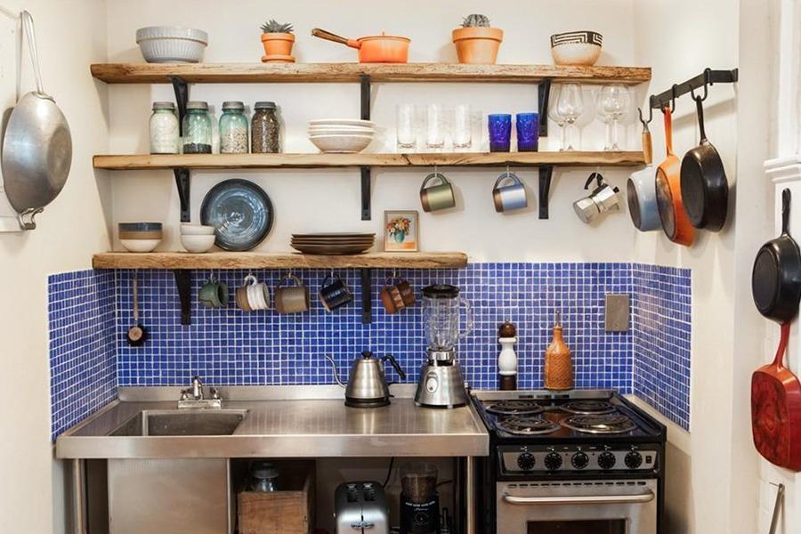 firehouse kitchen backsplash