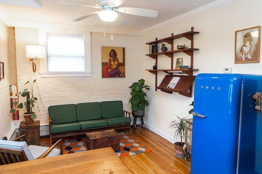 firehouse living room