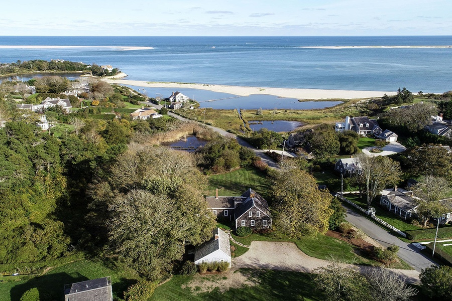 On the Market: A Historic Beachside Antique in Cape Cod