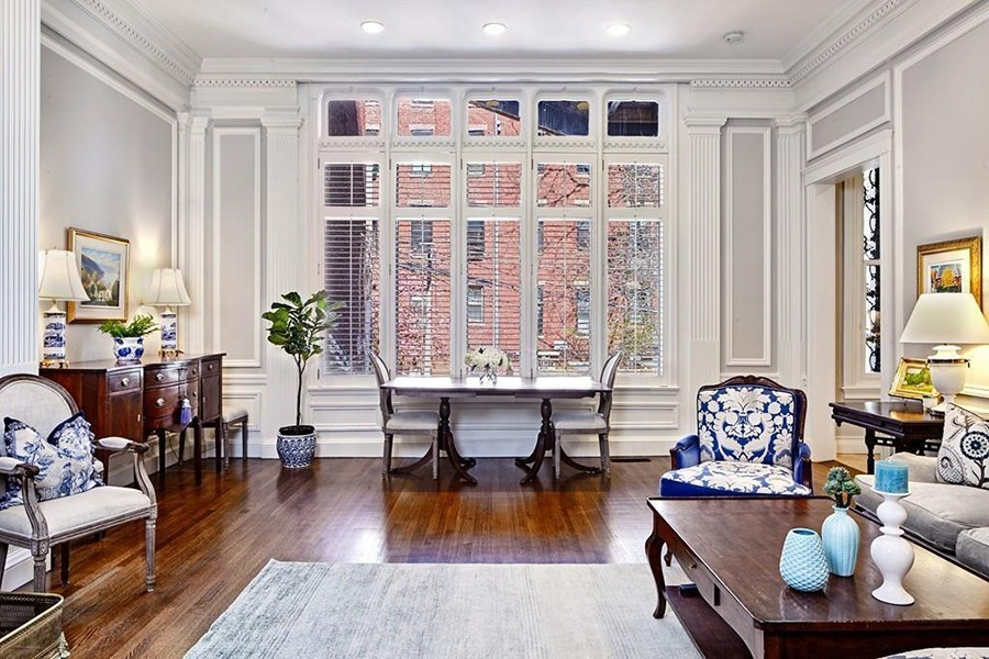 back bay living room