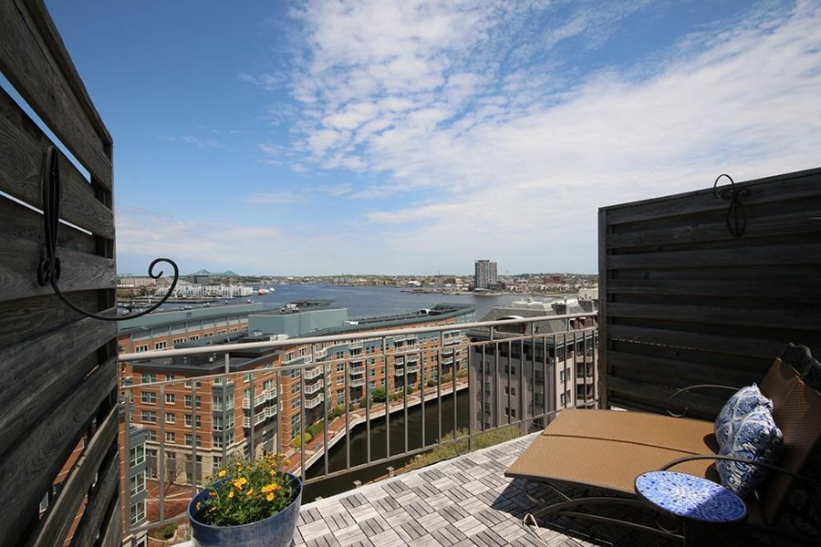 north end waterfront condo