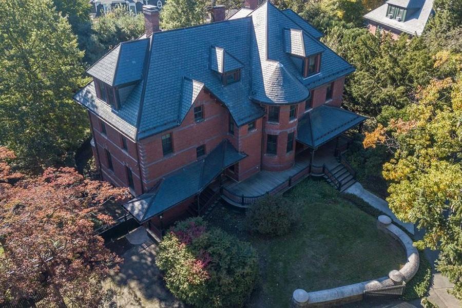 brookline mansion