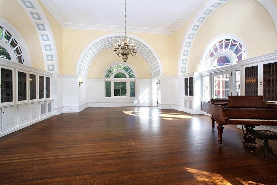 brookline mansion music hall