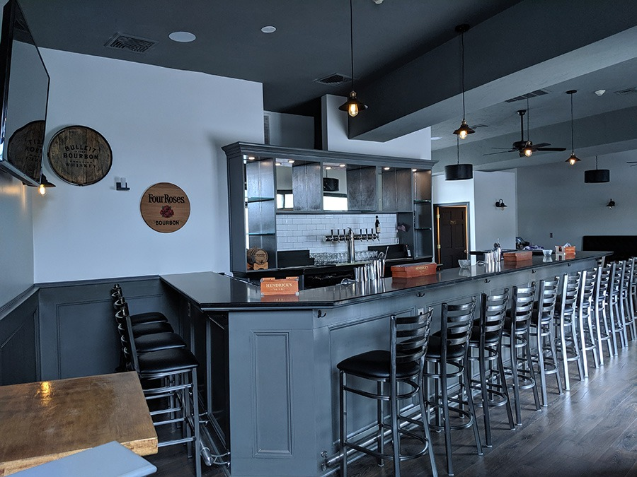 Here S Your First Look At Avenue Kitchen And Bar In Somerville