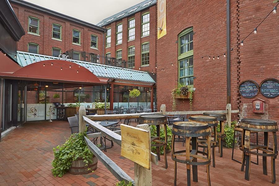 Cambridge Brewing Company