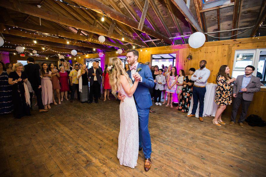 Chequessett Yacht & Country Club wedding