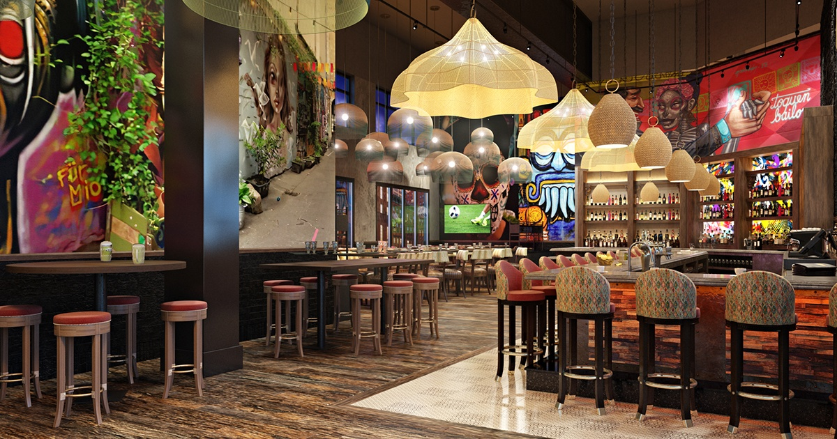Guy Fieri S Tequila Cocina Is Coming To Boston
