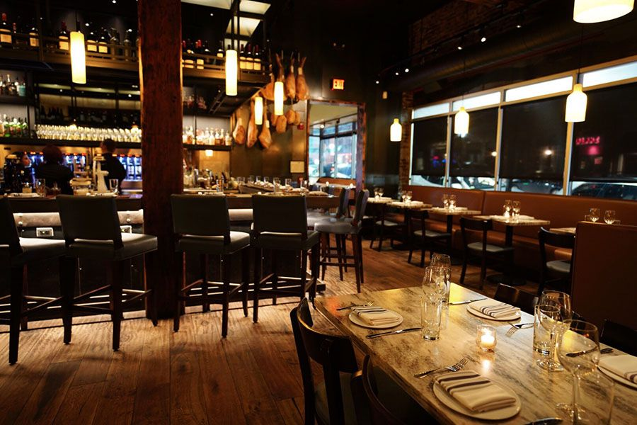 The Backroom at Moody's is back open for dining and drinks