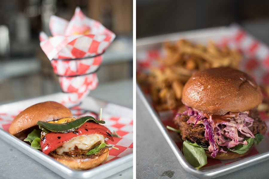 The Joint Burger Bar Is Now Open In Jamaica Plain