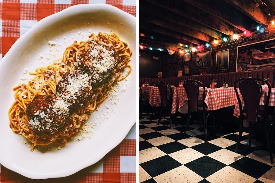 Tony & Elaine's upgrades nostalgic Italian-American comfort-food joints