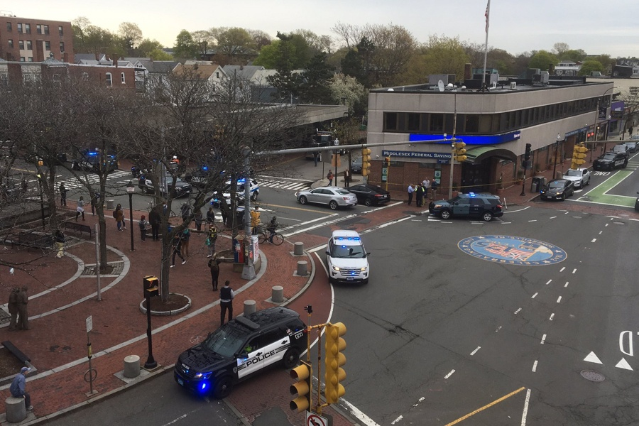 active shooter somerville