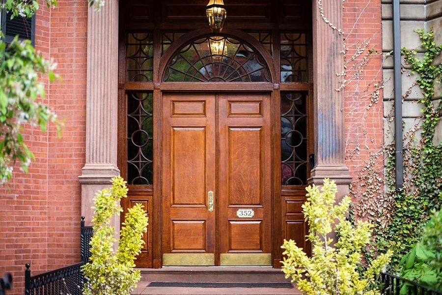 back bay front door