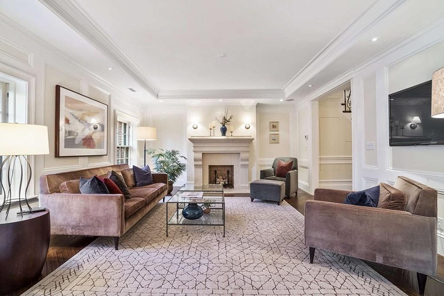 beacon hill living room