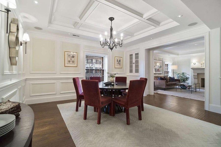 beacon hill dining room