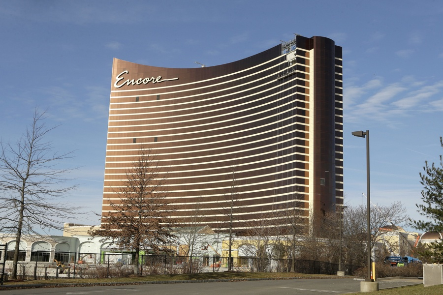 Encore Boston Harbor casino