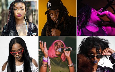 Dutch ReBelle Oompa Brandie Blaze Malia the Model Cakeswagg Red Shaydez