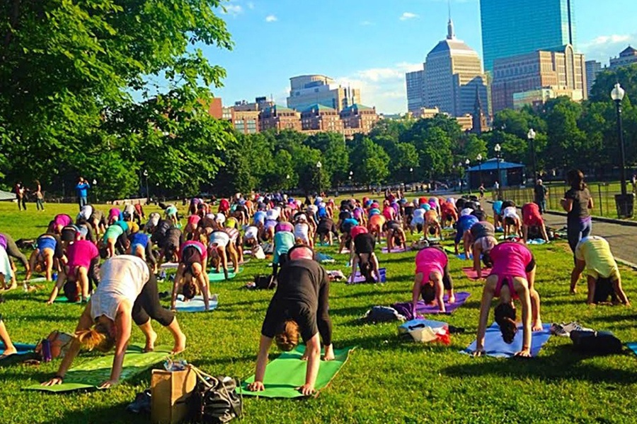 Boston Parks summer series