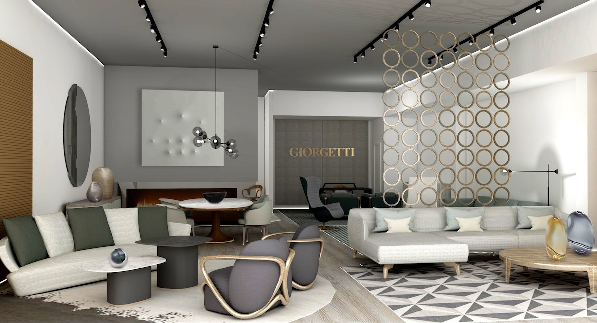 Boston Is Getting Two New Showrooms Featuring Italian Made Furniture