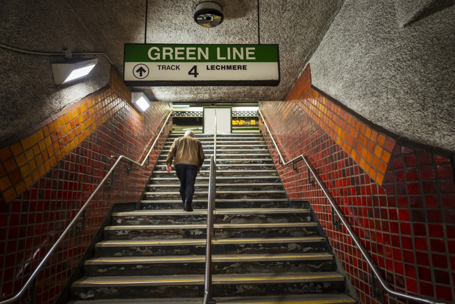 green line mbta lechmere
