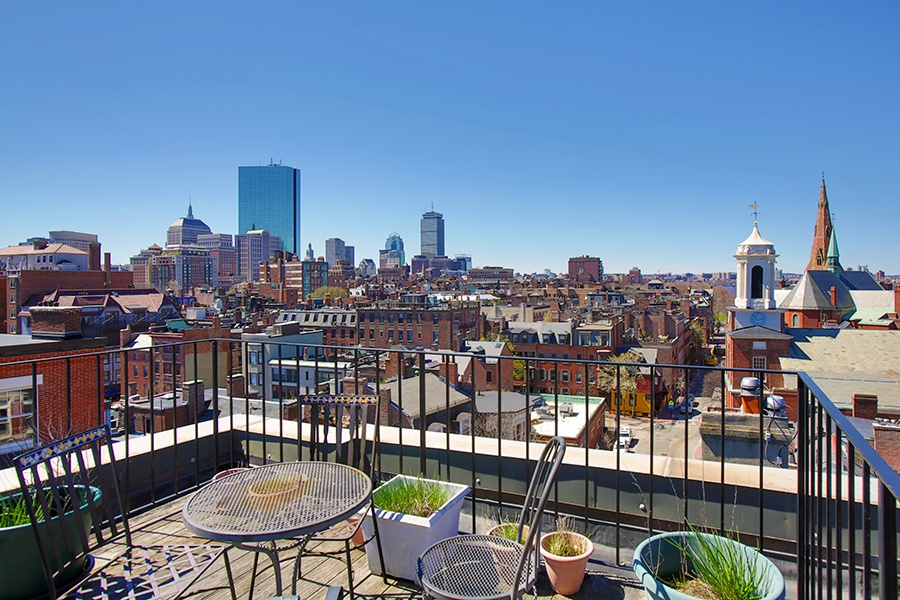 beacon hill roof deck